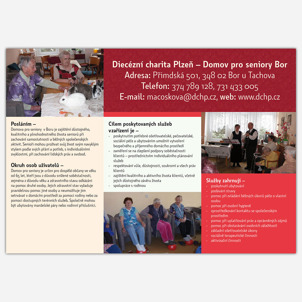 Diecézní charita Plzeň