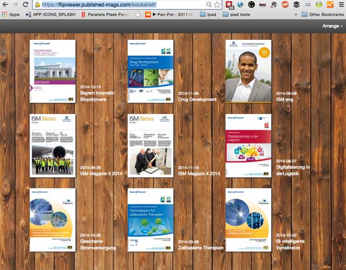 Vytvořte si knihovnu vašich FlipBooků